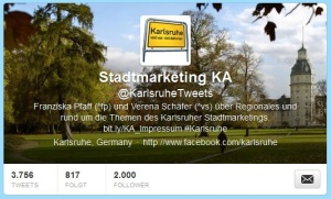 2.000 Twitter Follower